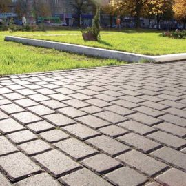 Тротуарна плитка Стара дорога